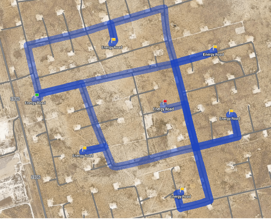 PC*MILER|Energy route plan