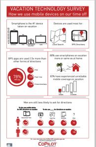 Mini survey infographic