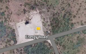 Sat View of Well