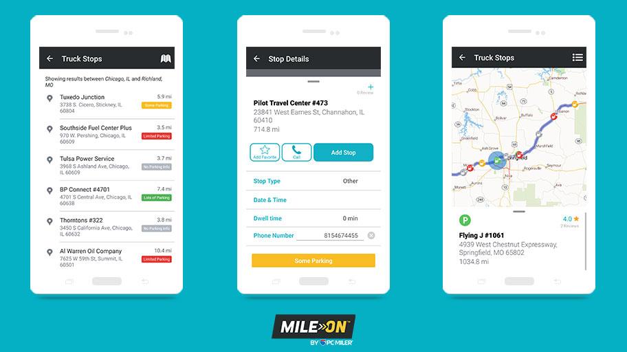 MileOn_CrowdsourcedParking_Devices